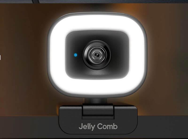 Jelly Comb camera