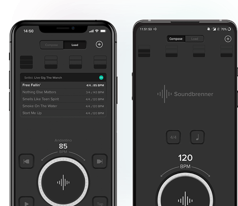 metronome app to use when practicing piano